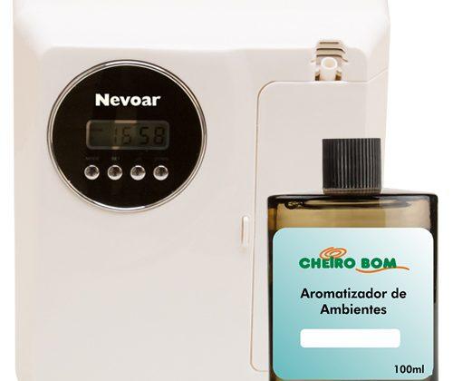 Nebulizador Nevoar para Marketing Olfativo