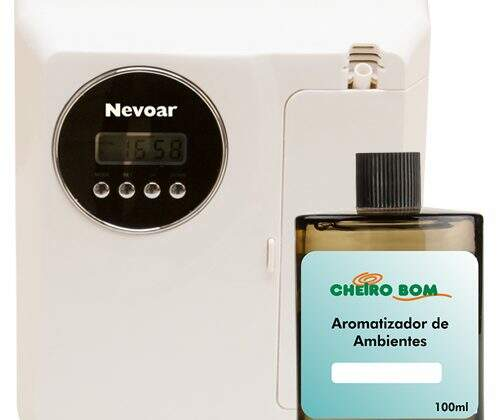 Nebulizador Nevoar para Marketing Olfativo