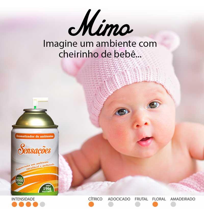 cheirinho de bebê
