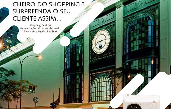 marketing olfativo shopping paulista