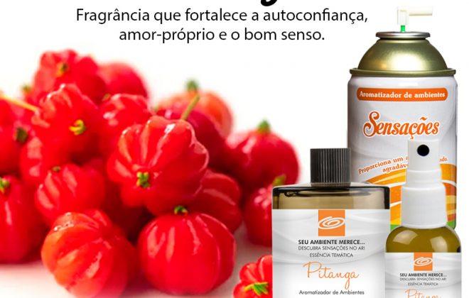 Pitanga - Aromatizador de ambiente