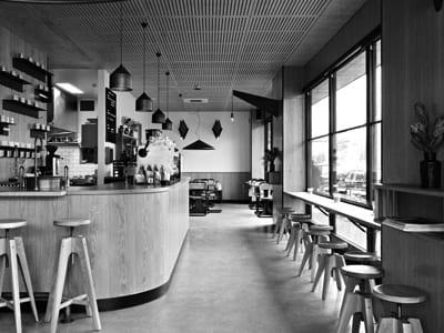 Aromatizacao de Cafe Padaria Restaurante