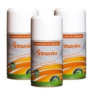 Aromatizador de ambiente aerossol