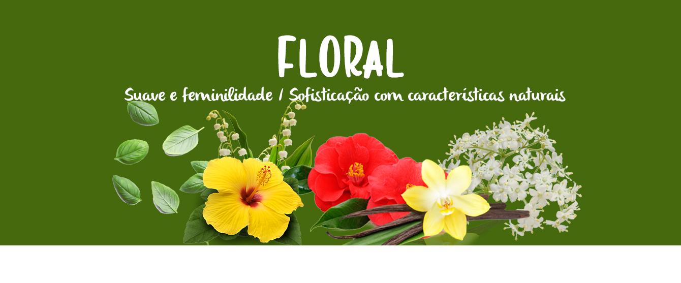 Fragrancias Floral Cheiro Bom