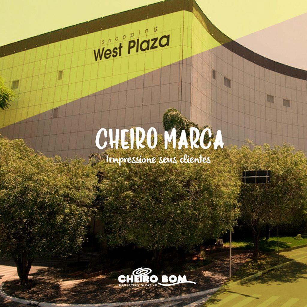 West plaza - Aromatização