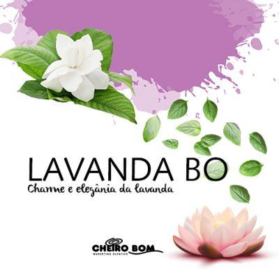 LAVANDA BO – Essência floral levemente adocicada