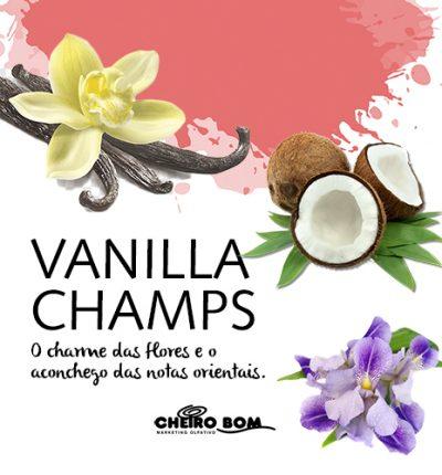 Aromatizador de Ambiente - Vanilla Champs