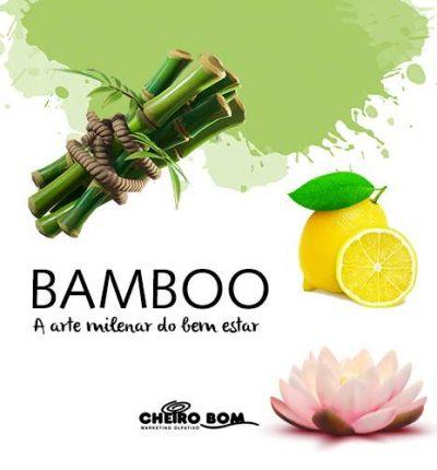 Aromatizador de Ambiente - Bamboo