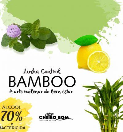 Aromatizador de Ambiente - Bamboo Control
