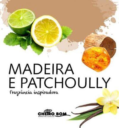 Aromatizador de Ambiente - Madeiras e Patchoully