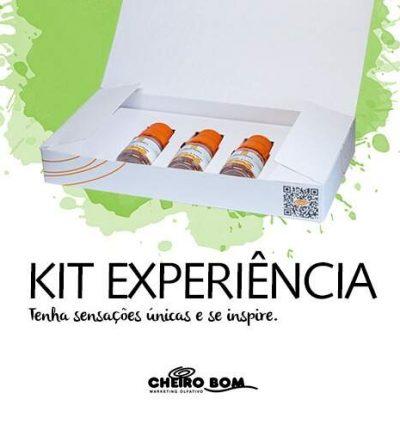 Kit Experiência Cheiro Bom